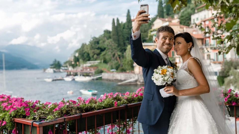 video matrimonio lago di como nitrato d'argento films