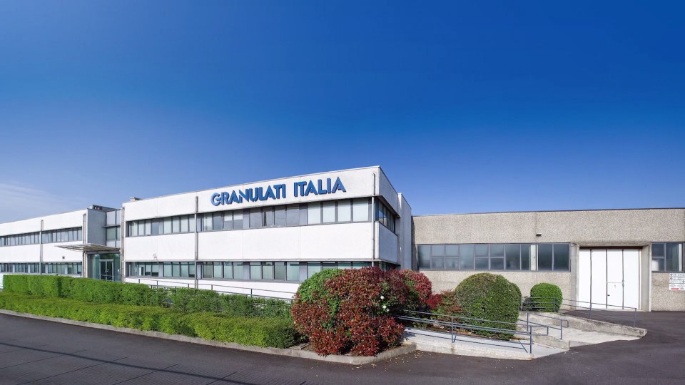 corporate video for granulati italia made by nitrato d'argento films