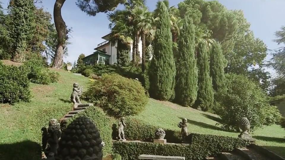 Villa Paradeisos Varese location matrimoni Nitrato d'argento